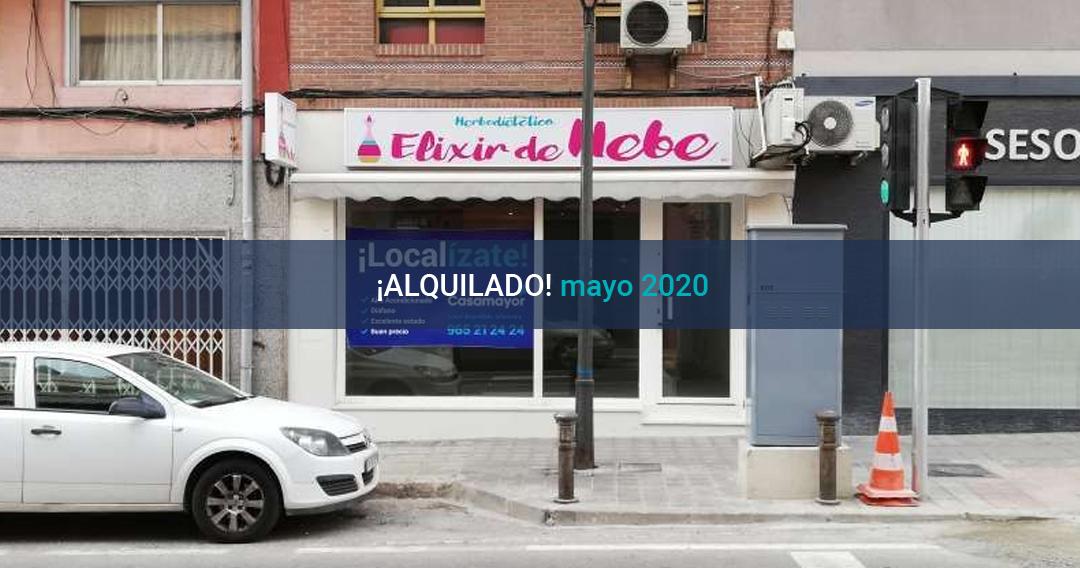 Local en alquiler en San Blas Alicante