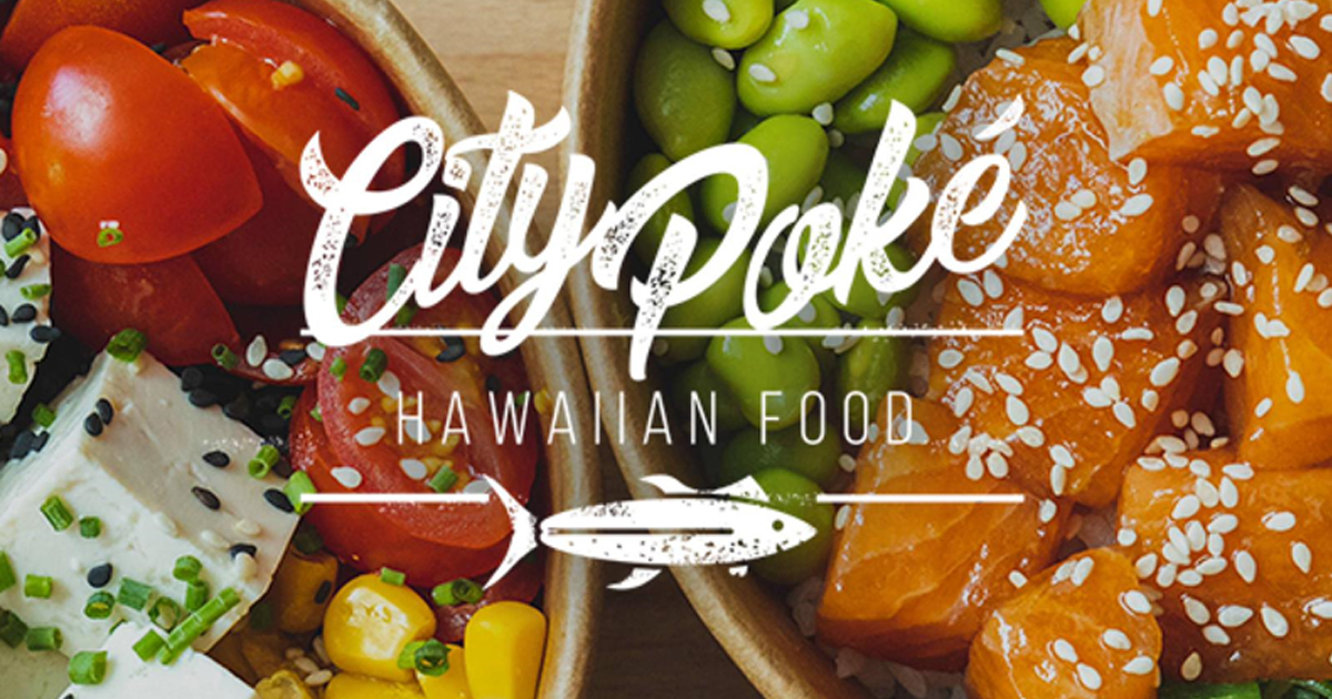 City Poke en Alicante