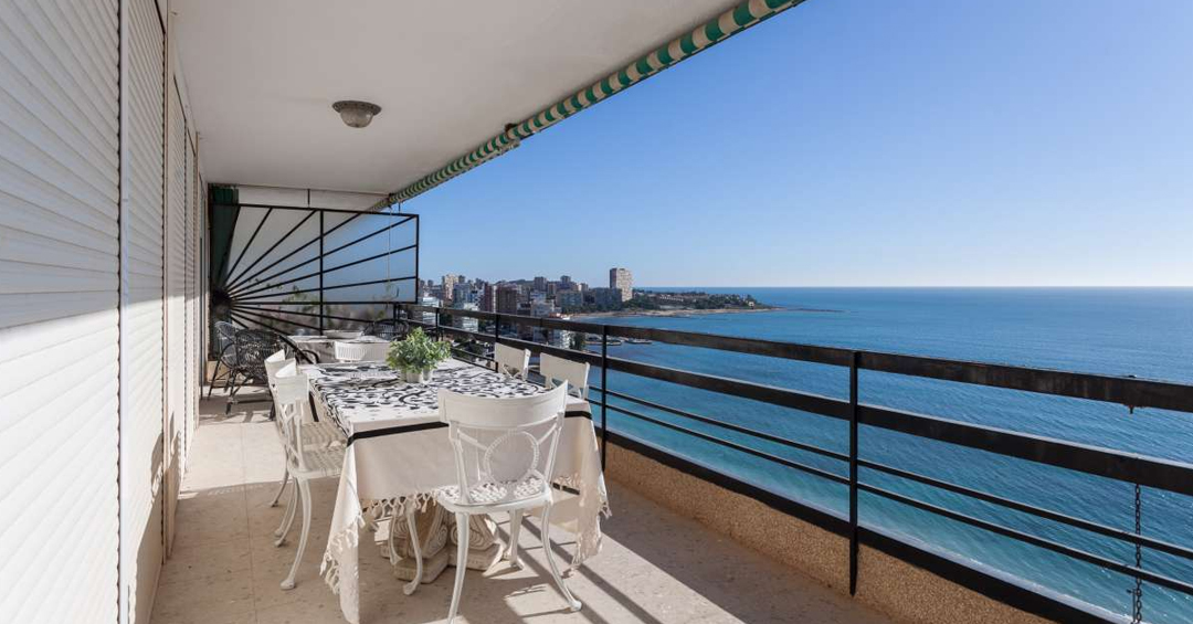 18671 Piso con impresionantes vistas a la Albufera Alicante